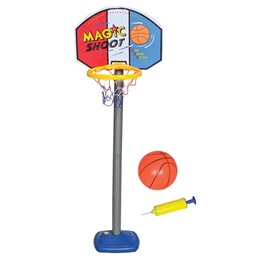 Magic Shoot Basketball Game