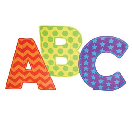 Patterned ABC Prop Kit