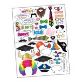 Graduation Photo Props Kit