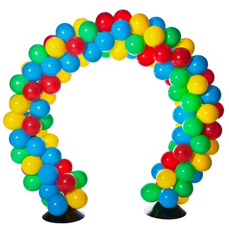 Colorful Balloon Arch Kit
