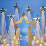 Shining Stars Graduation Theme