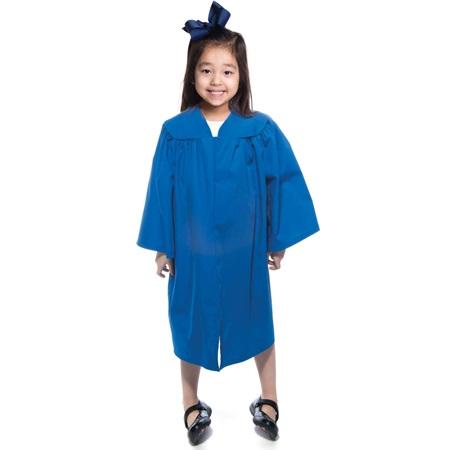 Kindergarten Matte Graduation Gown | Anderson's