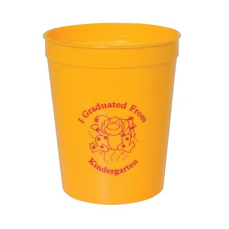 Fun Cup - I Graduated From Kindergarten