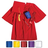 Preschool Fun Time Graduation Set - Matte