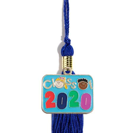 Graduation Tassel With Class of 2017 Charm