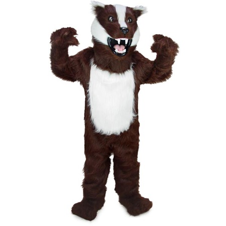 Badger  Mascot Costume