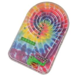 Tie-dye Mini Pinball Game Set
