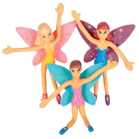 Bendable Fairies
