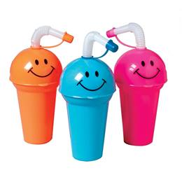 Smiley Face Tumblers