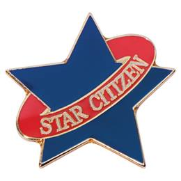 Citizenship Award Pin - Star Citizen