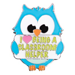 Award Pin - Classroom Helper