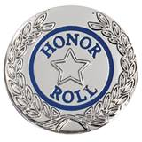 Award Magnet - Honor Roll Circle