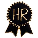 Black Honor Roll Ribbon Pin
