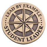 Leadership Award Pin - Lead By Example