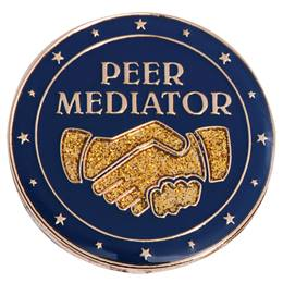 Peer Mediator Award - Handshake