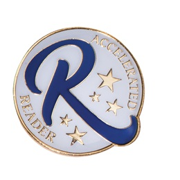 Reading Award Pin - Accelerated Reader
