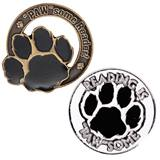 Award Pin Set - Pawsome Reading