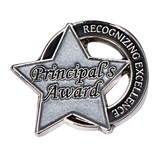 Principal's Award Pin - Recognizing Excellence