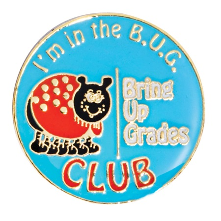 Award Magnet - B.U.G. Club