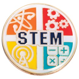 STEM Award Pin - Four Subjects
