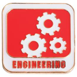 STEM Award Pin - Engineering