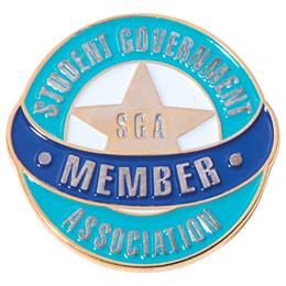 Student Council Award Pin - Student Government Association Member