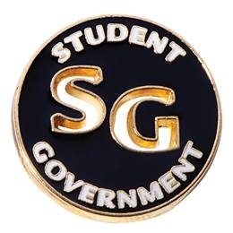 Student Council Award Pin - Student Government