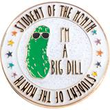 Student of the Month Award Pin - I'm a Big Dill