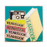 Student Activities Award Pin - Yearbook