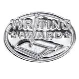 Award Pin - Bling Writing Award
