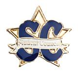 Award Pin - Student Council Star