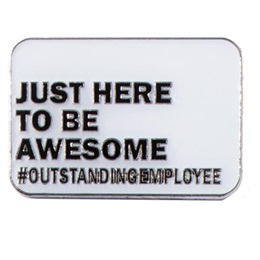 #Outstanding Employee Pin