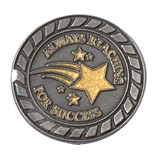 Always Reaching for Success Pin