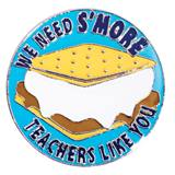 Award Pin - S'more Teachers Like You
