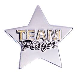 TEAM Award Pin - TEAM Player Star