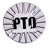 PTO Award Pin - Proud PTO Member