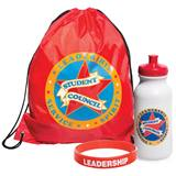Full-color Backpack Award Set - Student Council Star