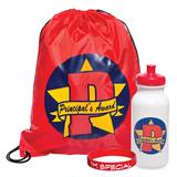 Full-color Backpack Award Set - Principal's Award Star