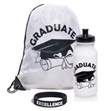 1-color Backpack Award Set - Graduate