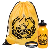 1-color Backpack Award Set - Student Council