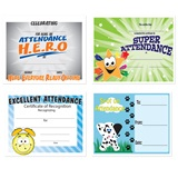 Assorted Certificate Set - Attendance