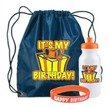 Backpack Award Set - It's My Birthday