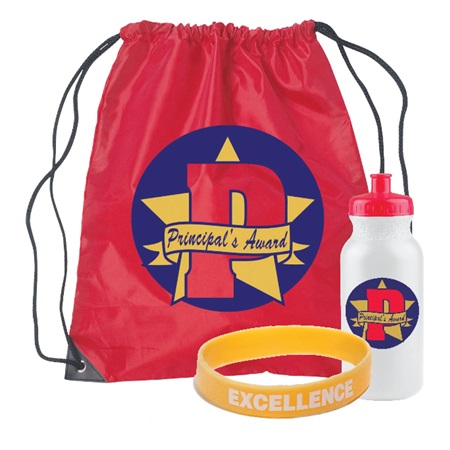 Backpack Award Set - Principal's Award