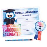 Certificate Award Set - Look Whooo Graduated