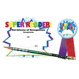 Certificate Award Set - Super Reader
