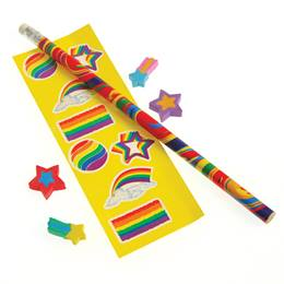 Activity Pack - Rainbow