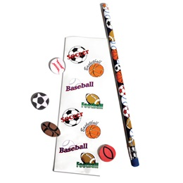 Sports Fun Activity Pack