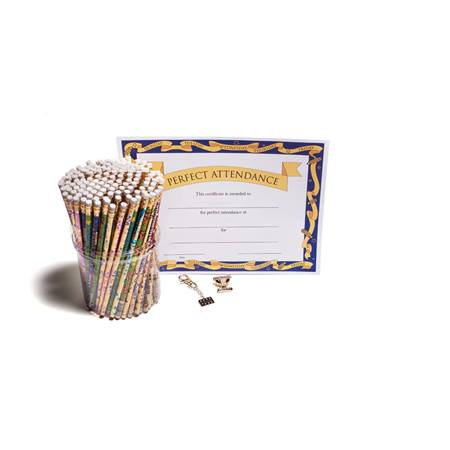 Perfect Attendance Awards Kit