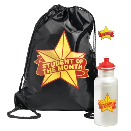 Backpack Award Set - Student of the Month