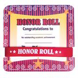 Mini Certificate/Wristband Set - Honor Roll